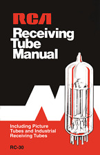 RCA Receiving Tube Manual RC-30 and Audels Radiomans Guide 1945 Collection CD