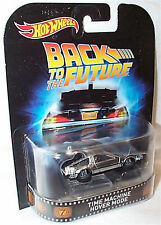 Back to The Future Hover Mode 1-64 scale new in packet Hot wheels DWJ76