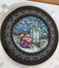 Villeroy & Boch TELLER MOROZKO ZAUBERMÄRCHEN aus dem alten Russland  Wall plate