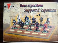 Support - Présentoir d'exposition pour 10 soldats de plomb Altaya