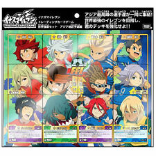 TAKARA INAZUMA ELEVEN TRADING CARD GAME TCG FFI WORLD CUP ALL STARS 12 OF SET