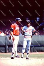 DV406 Rod Carew Minnesota Twins & Charlie Spikes Indians 8x10 11x14 16x20 Photo