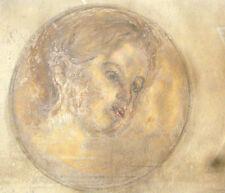 Malerei Ölgemälde Wandbild Fresco oil painting Ölbild Tempera Gemälde Portrait