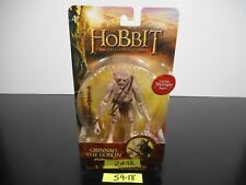 "NEW & EXCELLENT CONDITION! HOBBIT GRINNAH GOBLIN UNEXPEDTED JOURNEY 3.75"" 59-18"