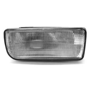 For BMW M3 318 325 63178357390 Front Right Bumper Driving Fog Light Lens No Bulb