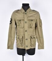 Levis Military Style Men Jacket Size S