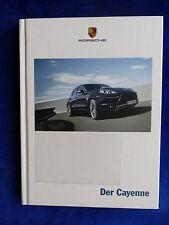 Porsche Cayenne diesel/s/s Hybrid/Turbo-Hardcover folleto 02.2012