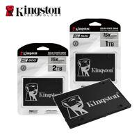 Kingston SKC600 1TB 2TB Internal SSD SATA 2.5'' 3D TLC NAND + Full Tracking#