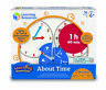 Learning Resources About Time Activity Set - Children's Time Learning Maths Toy