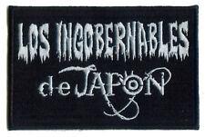 🤼NJPW NEW JAPAN PRO WRESTLING Los Ingobernables de Japon Iron-on PATCH -NAITO!