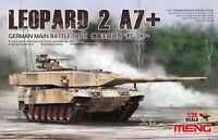 MENG Model TS-042 1/35 German Main Battle Tank Leopard 2 A7+ Hot 2019