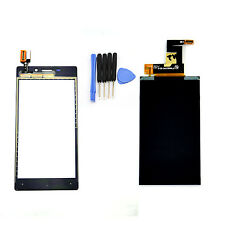 LCD Display + Touch Digitizer + Tools For Sony Xperia M2 D2302 D2303 D2305 D2306