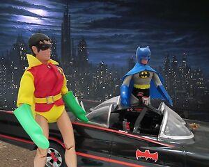 Batman and Robin Variants ~ 8-in Retro Mego Emerald City Exclusive Kresge