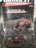 DE TOMASO 505 1970 PIERS COURAGE  FORMULA 1 AUTO C.  #170 1:43 MIB DIE-CAST