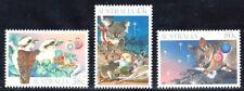 Australia (Scott 1194-1196) - 1990 Christmas (Set) - Mnh
