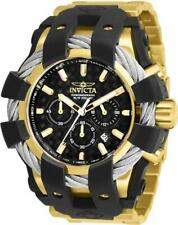 Invicta Bolt 26673 Men's Round Chronograph Date Analog Silicone Stainless Watch