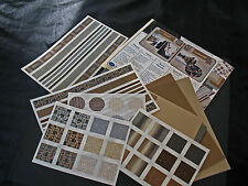 CREATIVE MEMORIES NEUTRAL SNAP PACK / ALBUM KIT STICKERS Paper NIP