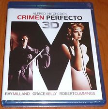 CRIMEN PERFECTO / DIAL M FOR MORDER 3D & 2 D Alfred Hitchcock ZONA B/2 Precintad