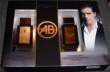NEW Antonio Banderas Gift Set The Secret & The Golden Secret Eau de Toilette.