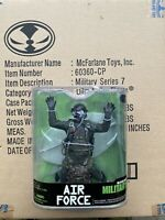 McFARLANE MILITARY SERIES 7 AIR FORCE HALO JUMPER ACTION FIGURE CASE FRESH