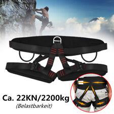 Sicherheit & Schutz Outdoor Klettern Sicherheit Gürtel Halb Körper Schutz Für Klettern Downhill Geschirre Rappel Gürtel Sicherheit Klettern Zubehör
