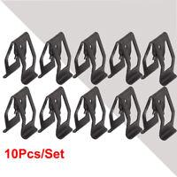10x Car Auto Front Interior Console Dash Dashboard Trim Metal Retainer Clips