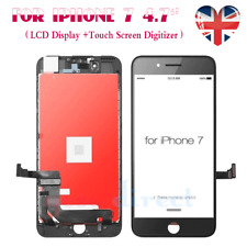 UK For iPhone 7 Screen Replacement Digitizer LCD Touch Display Assembly Black
