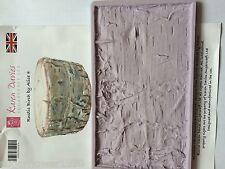 Karen Davies NEW Rustic Birch Sugarcraft Mould     FAST DESPATCH