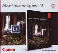 Adobe Photoshop Lightroom 5 & Premiere Elements 12 Vollversion Windows & MacOS