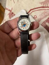 Estate Vintage KFS Swiss Made Popeye Working Wrist Watch Wristwatch