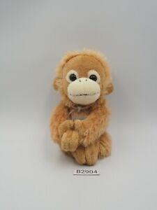 "Baby Coco & Natsu B2904 Orangutan 5"" Nakajima Plush Toy Doll Japan"