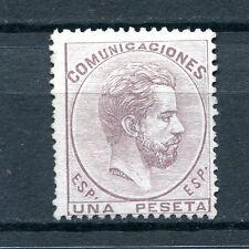 1872.ESPAÑA.EDIFIL 127(*).NUEVO FIJASELLOS.CAT 142 €