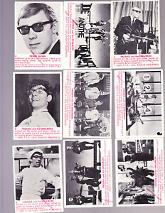 1965 Freddie and The Dreamers Complete 66 Card Set - NM