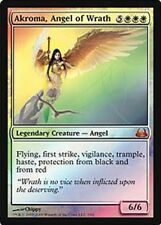 Duel Decks: Divine vs Demonic Akroma, Angel of Wrath - Foil x1 Moderate Play, En