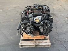RANGE ROVER SPORT L320 LR4 (10-13) 5.0 ENGINE MOTOR TESTED SEE VIDEO OEM