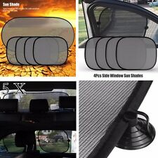 5 Pcs/Set  Car Sunshade SUV Window Sun Shade Visor Windshield Black Cover NEW