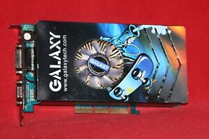 Galaxy Nvidia GeForce 7900 GS 256 MB DDR3 256 Bit, AGP Graphics Card