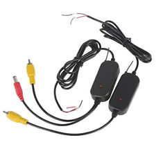 More details for 2.4g wireless video transmitter & receiver for 12v car rear backup view camera