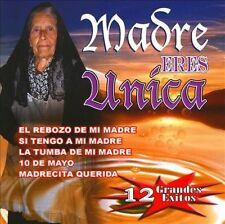 FREE US SHIP. on ANY 3+ CDs! ~Used,Very Good CD Various Artists: Madre Eres Unic