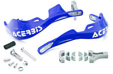 New Acerbis Rally Pro Handguards Enduro Blue Motocross Guards WR WRF YZ YZF