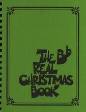 Les véritables chansons chants de Noël apprendre à jouer de la musique saxophone ténor sax Livre