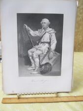 Vintage Print,DANIEL MORGAN,Gallery Eminent Americans,Alonzo Chappel,1860-62