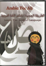 LEARN to Speak ARABIC Alphabets, Numbers Movie in English Children /ALL Ages DVD