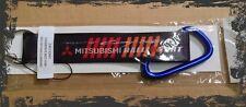 JDM Ralliart Wrist/Palm Lanyard Cell Holders Key Chain Carabiner