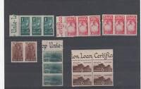 South Africa 1942-44 War Effort vals MLH