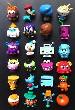 MOSHI MONSTERS Series 4 ☆ Ultra Rare Set 24 ☆ Bobbi Coco Pocito Suey Leo Zac Jes
