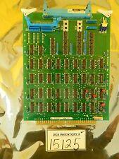 Jeol Mp002817-00 Asid Itf Pb Interface Board Pcb Card Em-24015Bu Jem-2010F Used