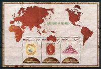 Mayreau Grenadines St Vincent 2014 MNH Rare Stamps World 3v M/S Cape Good Hope