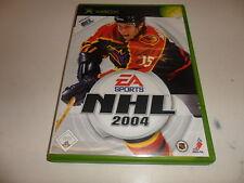 XBox  NHL 2004 (2)