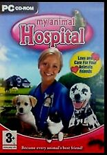 MY ANIMAL HOSPITAL: BRAND NEW SEALED CD-ROM SOFTWARE. SHIPS FAST AND SHIPS FREE.